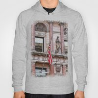 On The Side Of The Angel… Hoody
