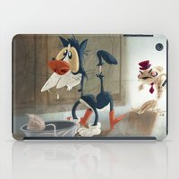 You Moidered My Wife! iPad Case