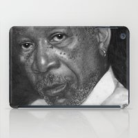Morgan Freeman Tradition… iPad Case