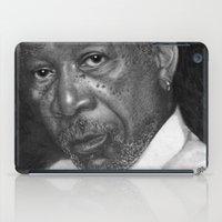 Morgan Freeman Tradition… iPad Case