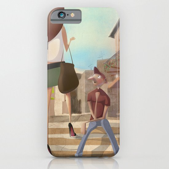 That Girl from Ipanema iPhone & iPod Case