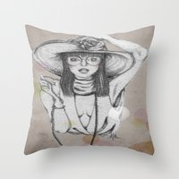 Ooops!  Throw Pillow