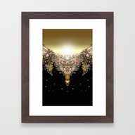 Go Out In Style Framed Art Print