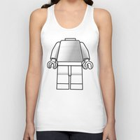 Make Yourself Unisex Tank Top