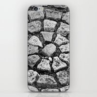 Stones iPhone & iPod Skin