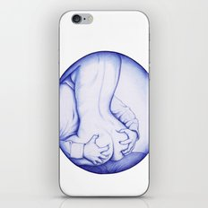 Squeeze, BIC love iPhone & iPod Skin