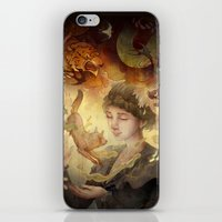 Silent Visions iPhone & iPod Skin