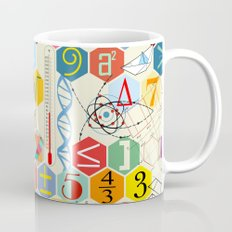 Math in color Mug