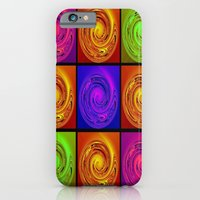Abstract Collage Art iPhone 6 Slim Case
