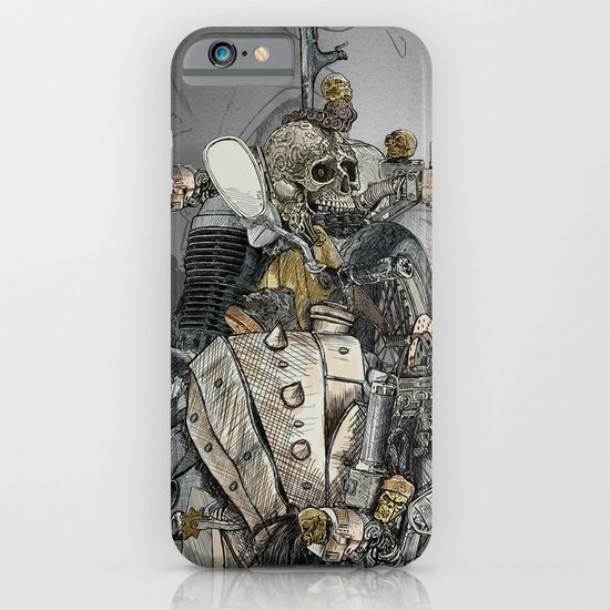 CROSS ENGINE iPhone & iPod Case