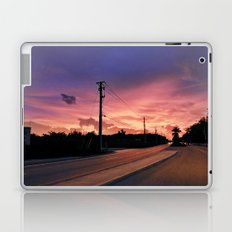 Miami Sunrise Laptop & iPad Skin