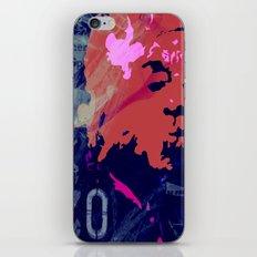 Smoker iPhone & iPod Skin