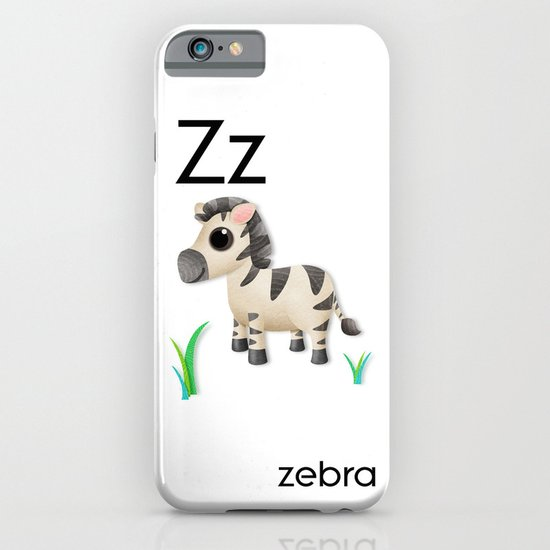 Zebra iPhone & iPod Case