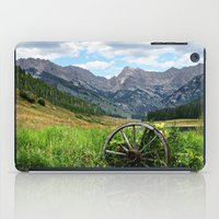 Wagon Wheel iPad Case