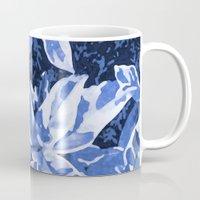 Aloha Blue Mug