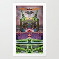 1167e8f0a8b448bab95c27db5786f53 Art Print