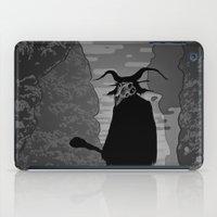 The Demon iPad Case