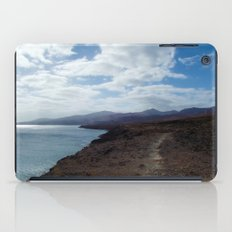 Los Ajaches, Lanzarote iPad Case