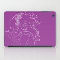 Catrina 1 iPad Case