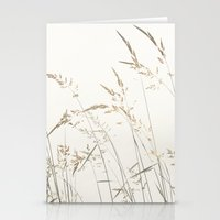 Field Grass Stationery Cards