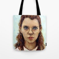 Suzy - Moonrise Kingdom - Kara Hayward Tote Bag