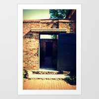 The Hideaway Art Print