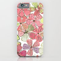 iPhone & iPod Case featuring Pink Hibiscus by Pink Pagoda Studio / Barbara Perrine Chu