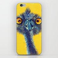 emu iPhone & iPod Skin