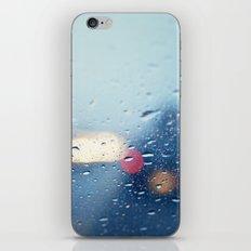 Winter Nights  iPhone & iPod Skin