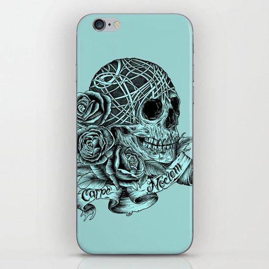 Carpe Noctem (Seize the Night) iPhone & iPod Skin
