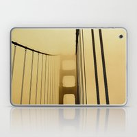 SF Golden Gate Bridge  Laptop & iPad Skin