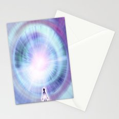 The Search of Light Stationery Cards