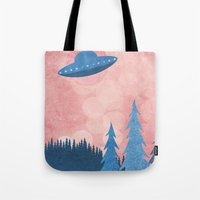 Unidentified Flying Obje… Tote Bag