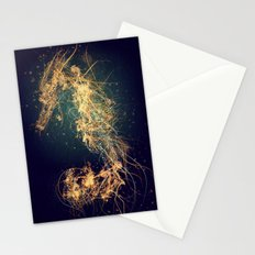 hippocampus Stationery Cards