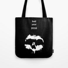 Bad year 2016 Tote Bag
