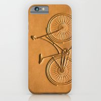 I Like To Ride My Bicycl… iPhone 6 Slim Case
