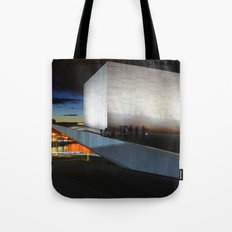 On The Roof Tote Bag