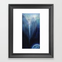 Angel Falls Framed Art Print