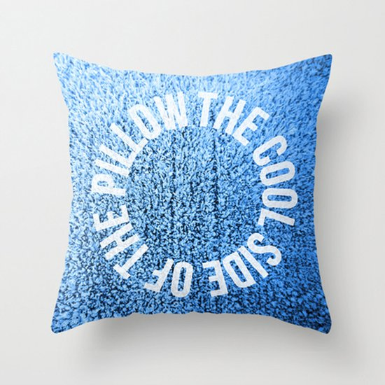 The Cool Side of The Pillow Art Print