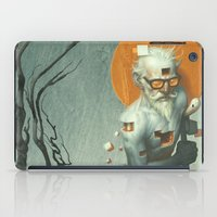 Aboard a Dying Construct iPad Case