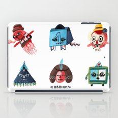 Monster Shapes iPad Case