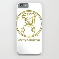 Merry Christmas from Gallifrey iPhone 6 Slim Case