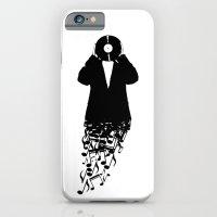 iPhone & iPod Case featuring Musicman by filiskun