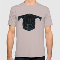Space Tim  Mens Fitted Tee Cinder SMALL
