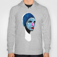 Woman's head Hoody