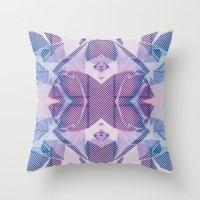 T.R.A. Throw Pillow