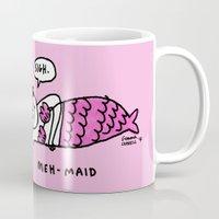Meh-Maid Mug