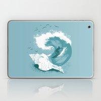 Sound Wave Laptop & iPad Skin