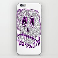 Bad Trips iPhone & iPod Skin
