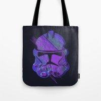 Splash Trooper Tote Bag
